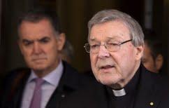 ΝΕΑ ΕΙΔΗΣΕΙΣ (Το δεξί χέρι του Πάπα, κατηγορείται για σεξουαλικά εγκλήματα)