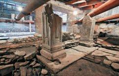 """ΝΕΑ ΕΙΔΗΣΕΙΣ (Αρχαιολόγοι ΑΠΘ: """"Εξαιρετικής σημασίας"""" τα ευρήματα στην Αγία Σοφία)"""