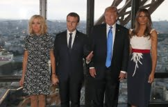 ΝΕΑ ΕΙΔΗΣΕΙΣ (Παρουσία Τραμπ η παρέλαση στο Παρίσι για την 14η Ιουλίου)