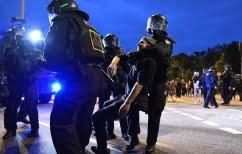 ΝΕΑ ΕΙΔΗΣΕΙΣ (Με αντλίες νερού και δακρυγόνα διαλύθηκαν συγκεντρώσεις κατά του G20 στο Αμβούργο)
