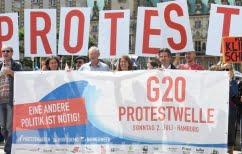 ΝΕΑ ΕΙΔΗΣΕΙΣ (Δρακόντεια μέτρα ασφαλείας στο Αμβούργο εν όψει G20 – Φόβοι για έξαρση βίας)