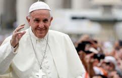 ΝΕΑ ΕΙΔΗΣΕΙΣ (Ο Πάπας Φραγκίσκος δίνει 50.000 ευρώ στους σεισμόπληκτους της Λέσβου)