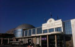 ΝΕΑ ΕΙΔΗΣΕΙΣ (Άνοιξε ξενοδοχείο μέσα στον σταθμό ΚΤΕΛ της Θεσσαλονίκης)