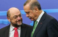 ΝΕΑ ΕΙΔΗΣΕΙΣ (Τελεσίγραφο Σουλτς σε Τουρκία για την απελευθέρωση των Γερμανών κρατουμένων)