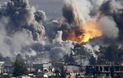 ΝΕΑ ΕΙΔΗΣΕΙΣ (Συρία:Πάνω από 42 άμαχοι νεκροί μετά από αεροπορικές επιδρομές του διεθνούς συνασπισμού)