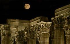 ΝΕΑ ΕΙΔΗΣΕΙΣ (Οι εκδηλώσεις για την Πανσέληνο «γεμίζουν» τους αρχαιολογικούς χώρους)