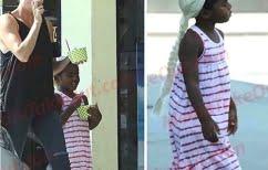 ΝΕΑ ΕΙΔΗΣΕΙΣ (Σαρλίζ Θερόν:Ντύνει τον γιό της με..κοριτσίστικα ρούχα!)