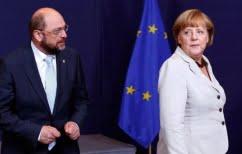 ΝΕΑ ΕΙΔΗΣΕΙΣ (O Γερμανικός λαός προτιμάει τη Μέρκελ αντί του Σουλτς)