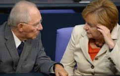 ΝΕΑ ΕΙΔΗΣΕΙΣ (Η Μέρκελ συγχαίρει τον Σόιμπλε για την οικονομική πολιτική)