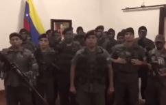 ΝΕΑ ΕΙΔΗΣΕΙΣ (Ξέσπασε στρατιωτικό κίνημα κατά του Μαδούρο στη Βενεζουέλα)