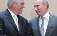 ΝΕΑ ΕΙΔΗΣΕΙΣ (Πούτιν: «Ο Τίλερσον έχει μπλέξει με κακές παρέες και πήρε τον κακό δρόμο»)