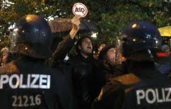 ΝΕΑ ΕΙΔΗΣΕΙΣ («Ο ρατσισμός δεν είναι εναλλακτική»-Διαδηλώσεις εναντίον του AfD στο Βερολίνο)