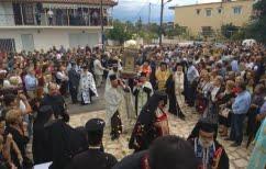 ΝΕΑ ΕΙΔΗΣΕΙΣ (Η Μεσσήνη ξεπροβόδισε την Παναγία Βουλκανιώτισσα)