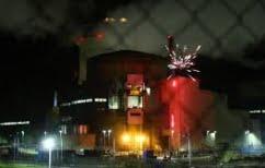 ΝΕΑ ΕΙΔΗΣΕΙΣ (Γαλλία: Μέλη της Greenpeace εισέβαλαν σε πυρηνικό σταθμό)