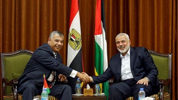 Egypt-Palestinian Authority