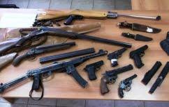 ΝΕΑ ΕΙΔΗΣΕΙΣ (Σπάρτη: Σύλληψη 45χρονου για κλοπή και παραβίαση νομοθεσίας για τα όπλα)