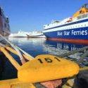 ΝΕΑ ΕΙΔΗΣΕΙΣ (Προβλήματα στα λιμάνια της χώρας την Πέμπτη 26/11)
