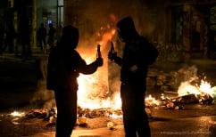 ΝΕΑ ΕΙΔΗΣΕΙΣ (Άλλη μία νύχτα επεισοδίων στα Εξάρχεια-Τραυματίστηκαν δύο αστυνομικοί)