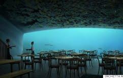 ΝΕΑ ΕΙΔΗΣΕΙΣ (Νορβηγία: Έρχεται το πρώτο υποβρύχιο εστιατόριο)