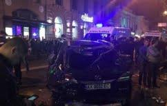 ΝΕΑ ΕΙΔΗΣΕΙΣ (Αυτοκίνητο έπεσε πάνω σε πεζούς στην Ουκρανία-Νεκροί και τραυματίες)