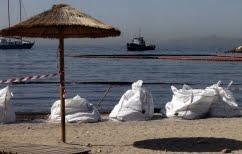 ΝΕΑ ΕΙΔΗΣΕΙΣ (Ολοκληρώθηκαν οι εργασίες καθαρισμού των ακτών της Γλυφάδας)