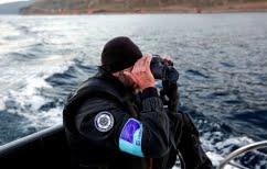 ΝΕΑ ΕΙΔΗΣΕΙΣ (Σκάφος της Frontex εντόπισε 49 πρόσφυγες ανοιχτά της Λέσβου)