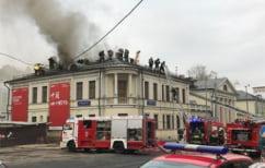 ΝΕΑ ΕΙΔΗΣΕΙΣ (Πυρκαγιά στο μεγαλύτερο μουσείο ευρωπαϊκής τέχνης στη Μόσχα (ΒΙΝΤΕΟ))