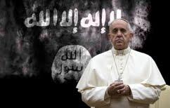 ΝΕΑ ΕΙΔΗΣΕΙΣ (ISIS: Νέα προκλητική αφίσα με «αποκεφαλισμό» του Πάπα [εικόνες])