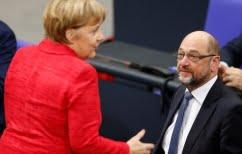 ΝΕΑ ΕΙΔΗΣΕΙΣ (Αλλαγή πλεύσης από Σουλτς: Ανοιχτό το SPD σε συνομιλίες)