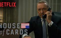 ΝΕΑ ΕΙΔΗΣΕΙΣ (Τέλος ο Κέβιν Σπέισι από το House of Cards-Τον απέλυσε το Netflix)