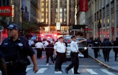 ΝΕΑ ΕΙΔΗΣΕΙΣ (Ο δράστης της επίθεσης στη Νέα Υόρκη συνδέεται με το Ισλαμικο Κράτος)