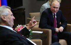 ΝΕΑ ΕΙΔΗΣΕΙΣ (Πούτιν: Το 98% των εδαφών της Συρίας βρίσκεται υπό τον έλεγχο των κυβερνητικών δυνάμεων)