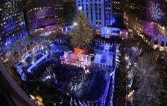 ΝΕΑ ΕΙΔΗΣΕΙΣ (Χριστούγεννα στο Μανχάταν – Άναψε το δέντρο στην πλατεία Ροκφέλερ [Βίντεο])