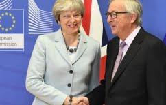 ΝΕΑ ΕΙΔΗΣΕΙΣ (Συμφώνησαν Μέι-Γιούνκερ για το Brexit: Ξεκινάει η β' φάση των διαπραγματεύσεων)