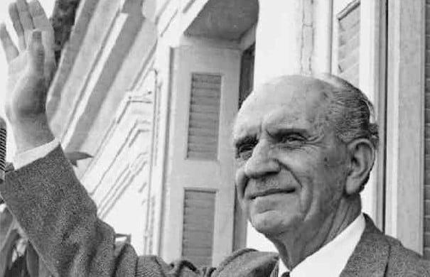 georgios papandreoy ekloges 1964