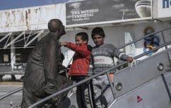 ΝΕΑ ΕΙΔΗΣΕΙΣ (Bild: Φεύγοντας από την Ελλάδα με πλαστά διαβατήρια)