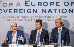 ΝΕΑ ΕΙΔΗΣΕΙΣ (Αντιευρωπαϊκή συνάντηση 10 ακροδεξιών ηγετών στην Πράγα)