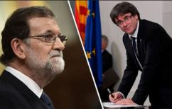 ΝΕΑ ΕΙΔΗΣΕΙΣ (Ραχόι για Πουτζδεμόν: Παράλογο να προσποιείται ότι κυβερνά την Καταλονία από το Βέλγιο)