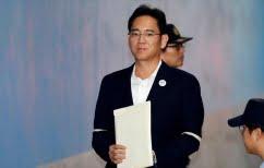 ΝΕΑ ΕΙΔΗΣΕΙΣ (Ν. Κορέα: Ο εισαγγελέας ζήτησε κάθειρξη 12 ετών για τον κληρονόμο της Samsung)