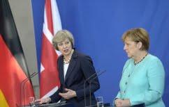 ΝΕΑ ΕΙΔΗΣΕΙΣ (Μέρκελ: Αρκετά σκληρές οι διαπραγματεύσεις για το Brexit)