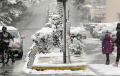 ΝΕΑ ΕΙΔΗΣΕΙΣ (Ο «Ηφαιστίων» προ των πυλών: Νέα ψυχρή εισβολή με χιόνια και θυελλώδεις ανέμους)