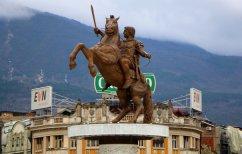 ΝΕΑ ΕΙΔΗΣΕΙΣ (Il Manifesto: Αποκύημα φαντασίας των Σκοπιανών οι δήθεν δεσμοί με τον Μέγα Αλέξανδρο)