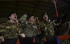 ΝΕΑ ΕΙΔΗΣΕΙΣ (Ο βρετανικός στρατός θέλει να προσελκύσει περισσότερες γυναίκες, γκέι και μουσουλμάνους)
