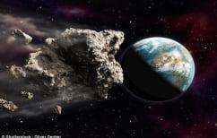 ΝΕΑ ΕΙΔΗΣΕΙΣ (Η Γη, στο δρομολόγιο αστεροειδών – Ο 2018 DV1 θα περάσει… δίπλα μας την Παρασκευή)