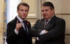ΝΕΑ ΕΙΔΗΣΕΙΣ (Γκάμπριελ: «Ο Μακρόν αποτελεί ιστορική ευκαιρία για την Ευρώπη»)