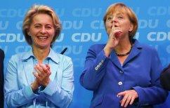 ΝΕΑ ΕΙΔΗΣΕΙΣ (DW: Αυτές είναι οι δύο επικρατέστερες δελφίνοι της Μέρκελ στην ηγεσία του CDU)