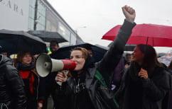 ΝΕΑ ΕΙΔΗΣΕΙΣ (Πολωνία: «Μαύρη Τετάρτη» με διαδηλώσεις υπέρ του δικαιώματος των γυναικών στην άμβλωση)