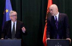 ΝΕΑ ΕΙΔΗΣΕΙΣ (Γιούνκερ προς Ράμα: «Λύστε τα προβλήματα με την Ελλάδα πριν φθάσει η στιγμή της ένταξης στην ΕΕ»)