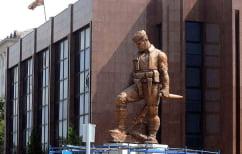 ΝΕΑ ΕΙΔΗΣΕΙΣ (Απομακρύνονται αγάλματα από το κέντρο των Σκοπίων που παραπέμπουν σε αλυτρωτισμό)