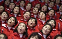 ΝΕΑ ΕΙΔΗΣΕΙΣ (Οι τσιρλίντερ του Κιμ Γιονγκ Ουν «κλέβουν» τις εντυπώσεις στους Ολυμπιακούς Αγώνες [βίντεο])
